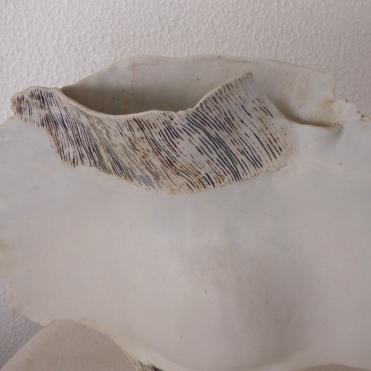 Moon vase #07 | detail | 31 x 33 x 9 cm