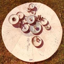 round mural 05 | 70's