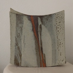 square vase #10 | 37 x 35 x 9 cm