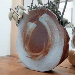 Vase # 02   46 x 44 x 11 cm
